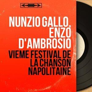 Nunzio Gallo, Enzo d'Ambrosio 歌手頭像
