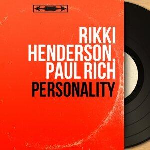 Rikki Henderson, Paul Rich 歌手頭像