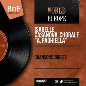 """Isabelle Casanova, Chorale """"A. Paghiella"""" 歌手頭像"""