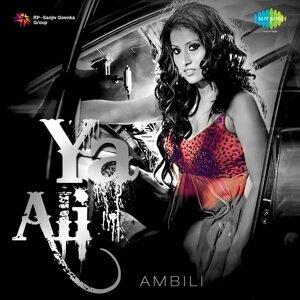 Ambili Menon 歌手頭像