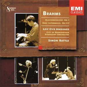 Leif Ove Andsnes/City Of Birmingham Symphony Orchestra/Sir Simon Rattle