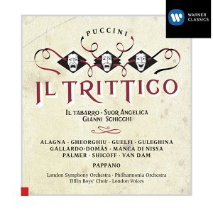 Roberto Alagna/Angela Gheorghiu/London Symphony Orchestra/Antonio Pappano アーティスト写真