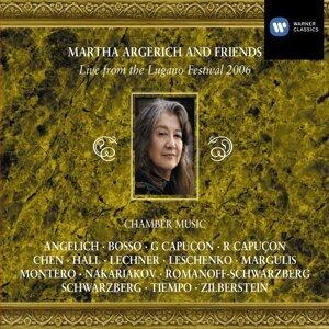 Martha Argerich/Charles Dutoit/Orchestre Symphonique De Montreal (瑪莎‧ 阿格麗希/查爾斯‧杜特華/蒙特利爾交響樂團) 歌手頭像