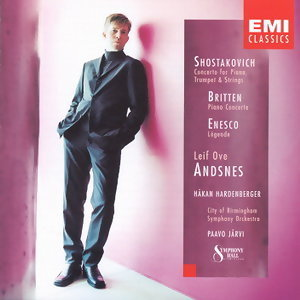 Leif Ove Andsnes/Hakan Hardenberger/City Of Birmingham Symphony Orchestra/Paavo Jarvi 歌手頭像