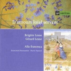 Gerard Lesne/Ensemble Alla Francesca 歌手頭像
