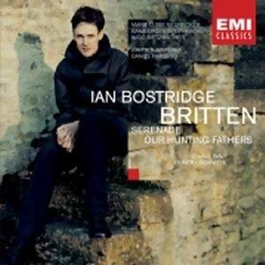 Ian Bostridge/Marie-Luise Neunecker/Ingo MetzmacHer/Bamberger Symphoniker/Daniel Harding/Britten Sinfonia 歌手頭像