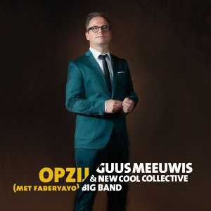 Guus Meeuwis,New Cool Collective Big Band 歌手頭像