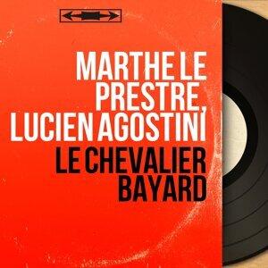 Marthe Le Prestre, Lucien Agostini 歌手頭像