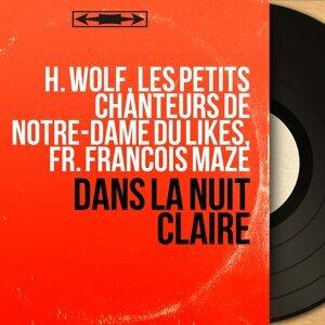 H. Wolf, Les petits chanteurs de Notre-Dame du Likès, Fr. François Mazé 歌手頭像