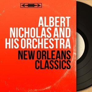 Albert Nicholas and His Orchestra 歌手頭像