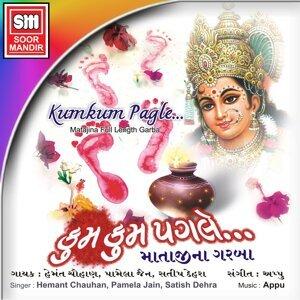 Hemant Chauhan, Pamela Jain, Satish Dehra 歌手頭像