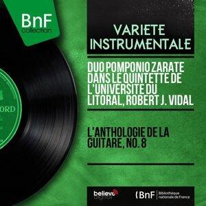 Duo Pomponio Zarate dans le quintette de l'Université du Litoral, Robert J. Vidal 歌手頭像