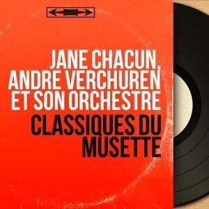 Jane Chacun, André Verchuren et son orchestre 歌手頭像