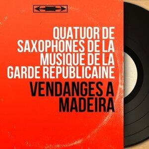 Quatuor de saxophones de la Musique de la Garde républicaine 歌手頭像