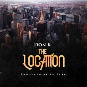 Don K 歌手頭像