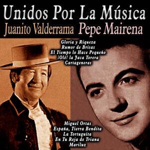 Pepe Mairena|Juanito Valderrama 歌手頭像