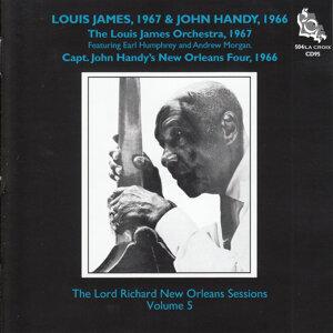 Louis James & Capt John Handy 歌手頭像