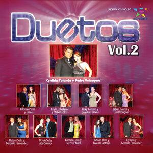 Duetos de Estrella TV Vol.2 歌手頭像