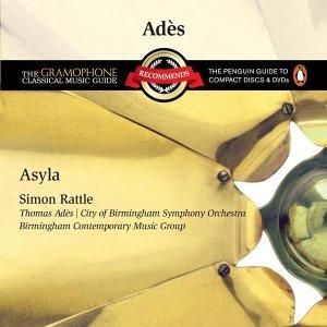 Thomas Ades/Sir Simon Rattle/City Of Birmingham Symphony Orchestra/Birmingham Contemporary Music Group (湯瑪士‧阿德斯/賽門拉圖爵士/伯明罕市立交響樂團/伯明罕現代音樂室內樂團) 歌手頭像