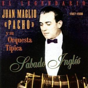 """Juan Maglio """"Pacho"""" 歌手頭像"""