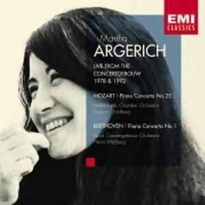 Martha Argerich/Nederlands Kamerorkest/Szymon Goldberg/Royal Concertgebouw Orchestra/Heinz Wallberg 歌手頭像