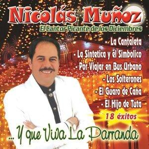 Nicolas Muñoz 歌手頭像