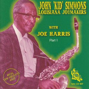 John 'Kid' Simmons 歌手頭像