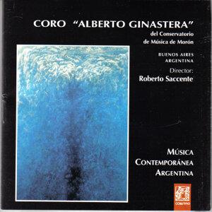 Coro Alberto Ginastera del Conservatorio de Música de Morón 歌手頭像