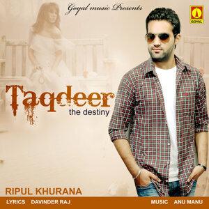 Ripul Khurana 歌手頭像
