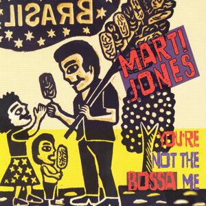 Marti Jones 歌手頭像