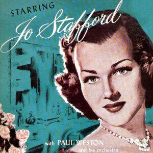 Jo Stafford, Paul Weston and His Orchestra 歌手頭像