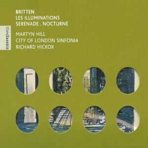 Martyn Hill/Frank Lloyd/City Of London Sinfonia/Richard Hickox 歌手頭像