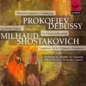 Makvala Kasrashvili/Mikhail Krutikov/Alberto Zedda/Alexander Lazarev/Orchestre De Chambre De Lausanne 歌手頭像