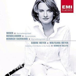 Sabine Meyer/Academy Of St Martin-In-The-Fields/Kenneth Sillito 歌手頭像