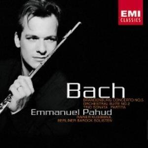 Emmanuel Pahud/Berliner Barock Solisten 歌手頭像