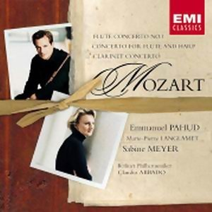 Emmanuel Pahud/Sabine Meyer/Berliner Philharmoniker 歌手頭像