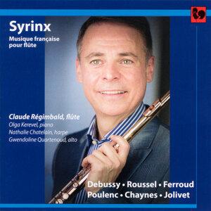 Claude Régimbald 歌手頭像