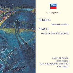 Daniel Benyamini,Zubin Mehta,János Starker,Israel Philharmonic Orchestra 歌手頭像