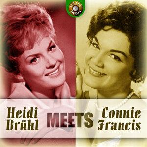 Heidi Brühl Connie Francis 歌手頭像