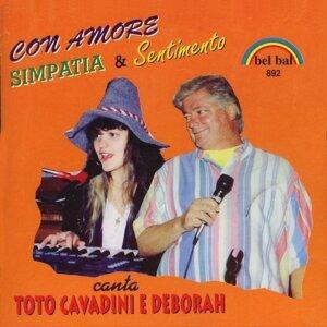 Toto Cavadini, Deborah 歌手頭像