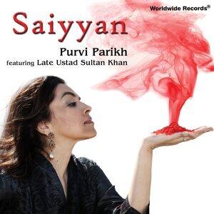 Purvi Parikh, Ustad Sultan Khan, Rosalie Nicholson 歌手頭像