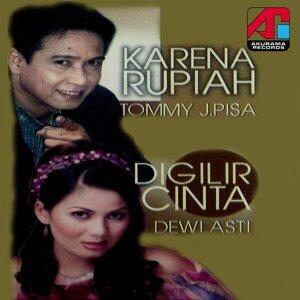 Tommy J Pisa, Dewi Asti 歌手頭像