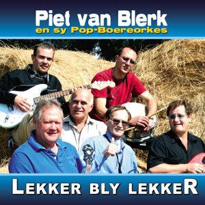 Piet van Blerk en sy Pop-Boereorkes 歌手頭像