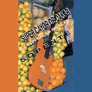 Super Cayor et son Salsa Mbalax 歌手頭像