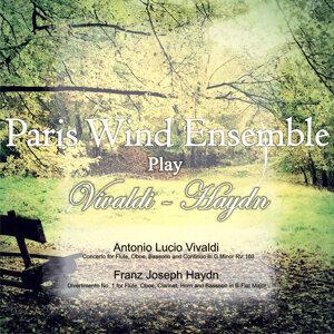 Paris Wind Ensemble 歌手頭像