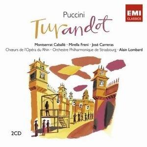 Alain Lombard/Montserrat Caballe/Jose Carreras/Mirella Freni/Orchestre Philharmonique De Strasbourg アーティスト写真