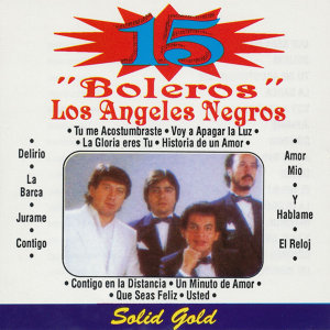 """Boleros"" Los Angeles Negros 歌手頭像"