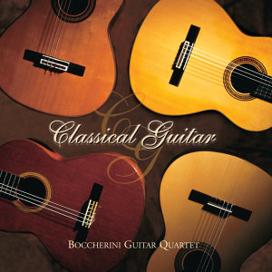 The Boccherini Guitar Quartet 歌手頭像