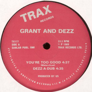 Grant and Dezz 歌手頭像