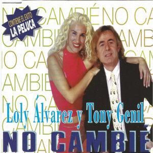 Loly Álvarez y Tony Genil 歌手頭像
